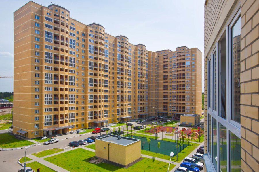 Современные квартиры в новостройках