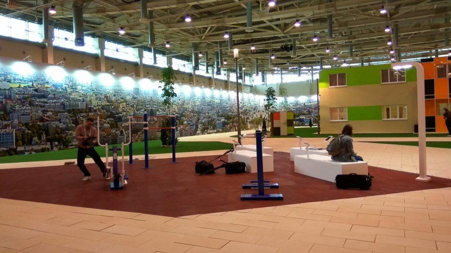 Как будут выглядеть новые московские дворы