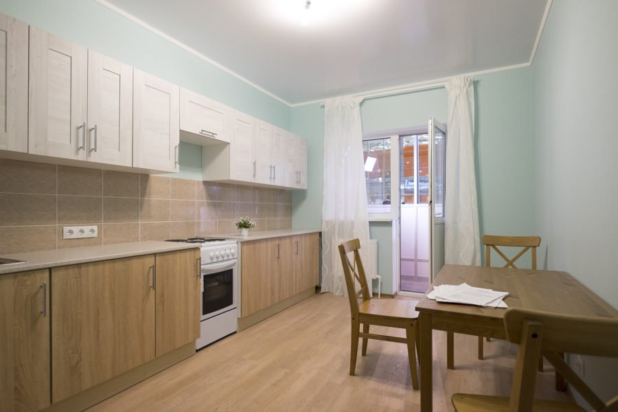 Кухня по программе реновация