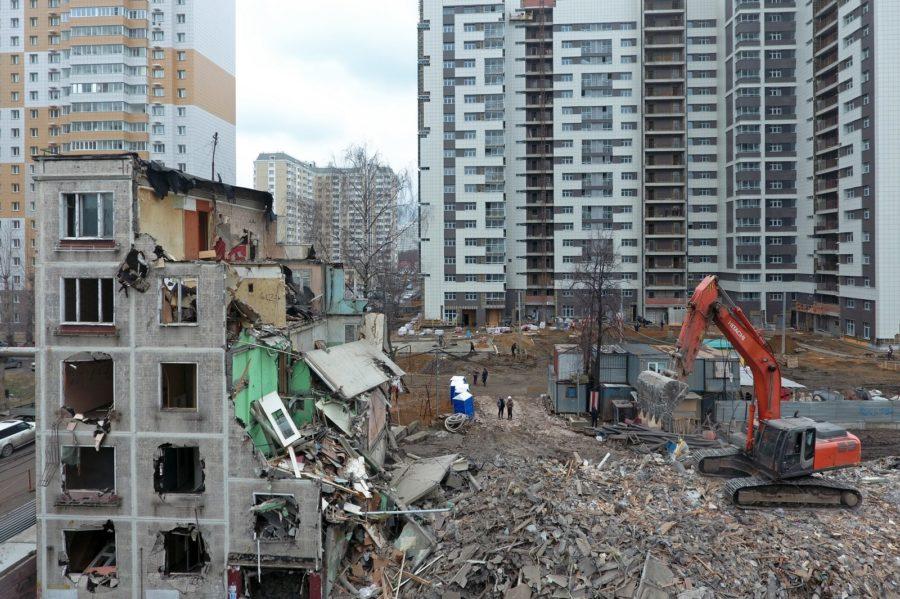 Программа реновации жилья