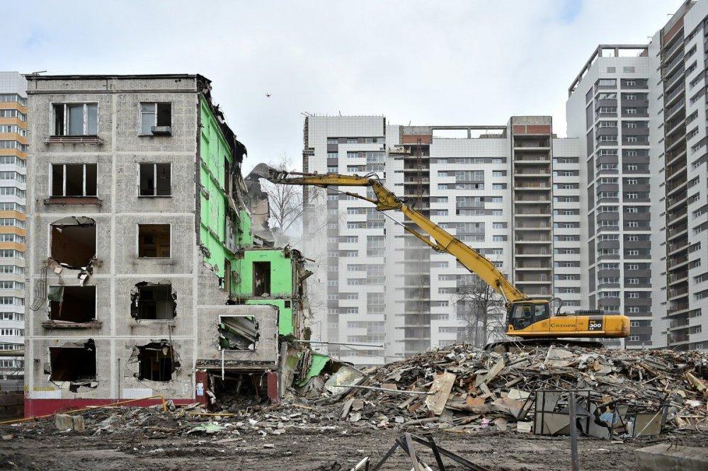 Программа реновации в московской области