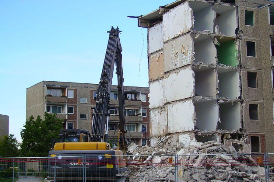 Ликвидировать пятиэтажное здание