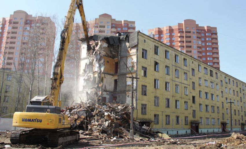 Реновация в Санкт-Петербурге