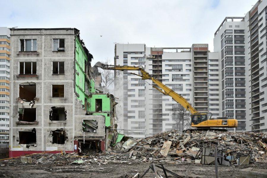 Реновация жилья в регионах