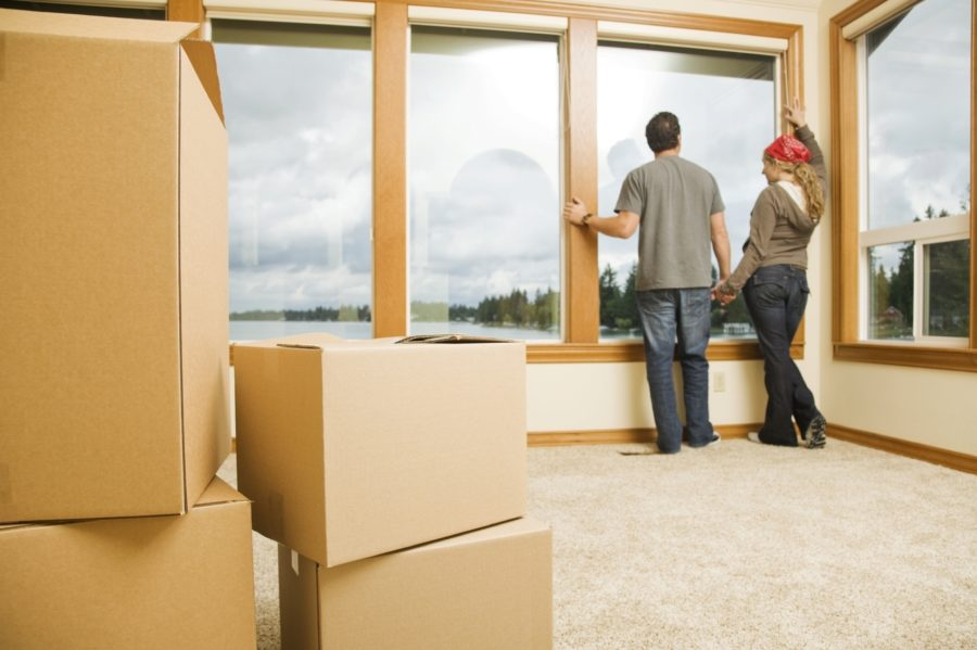 Переезжать в новое жилье